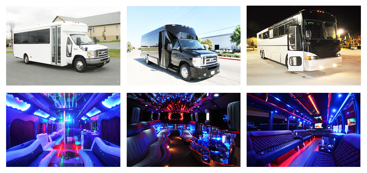 Original Party Buses Los Angeles