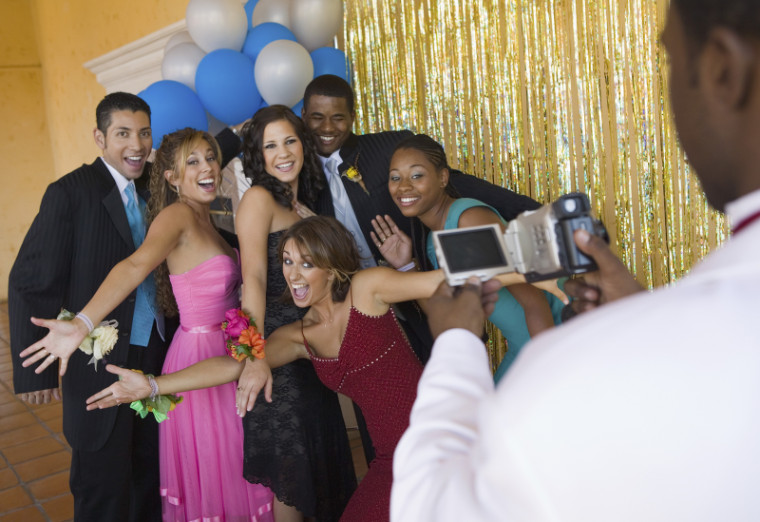 Prom Limo Party Bus Los Angeles