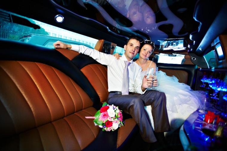 Wedding Limo Service Los Angeles