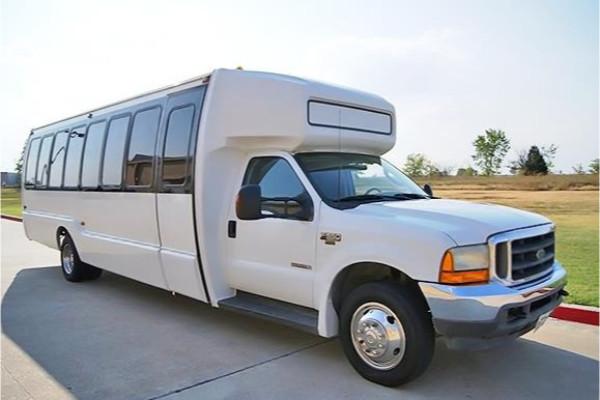 20 Passenger Shuttle Bus Rental Glendale Ca