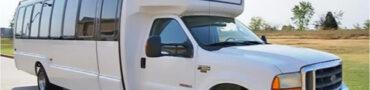 20 Passenger Shuttle Bus Rental Irving Ca
