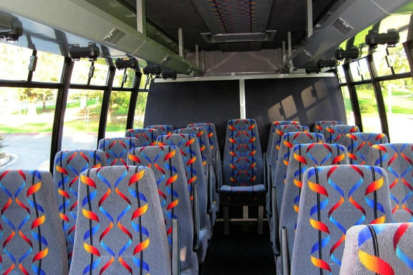 20 Person Mini Bus Rental Glendale Ca
