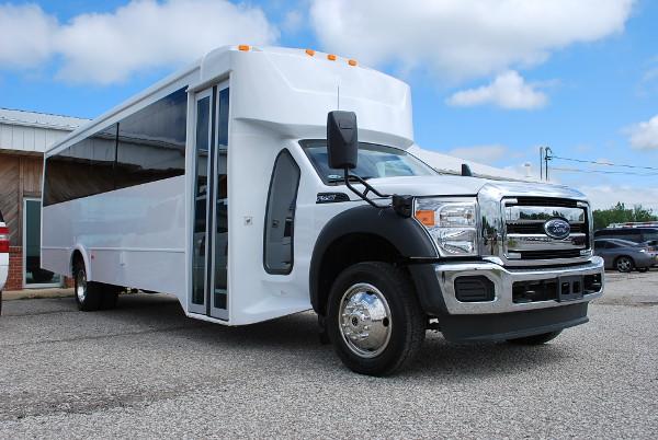 30 Passenger Bus Rental Glendale Ca