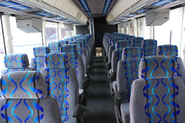 30 Person Shuttle Bus Rental Glendale Ca