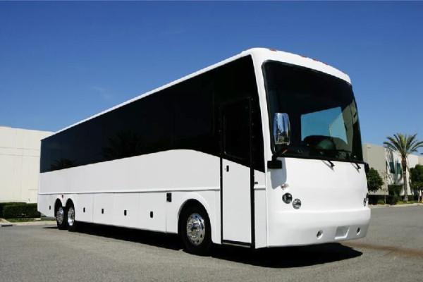 40 Passenger Charter Bus Rental Glendale Ca