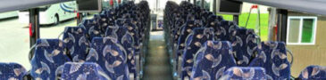 40 Person Charter Bus North Glendale Ca
