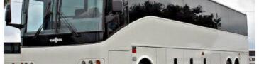 50 Passenger Charter Bus Glendale Ca